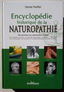 Livre Encyclopédie historique de la Naturopathie