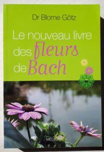 Livre le nouveau livre des fleurs de bach