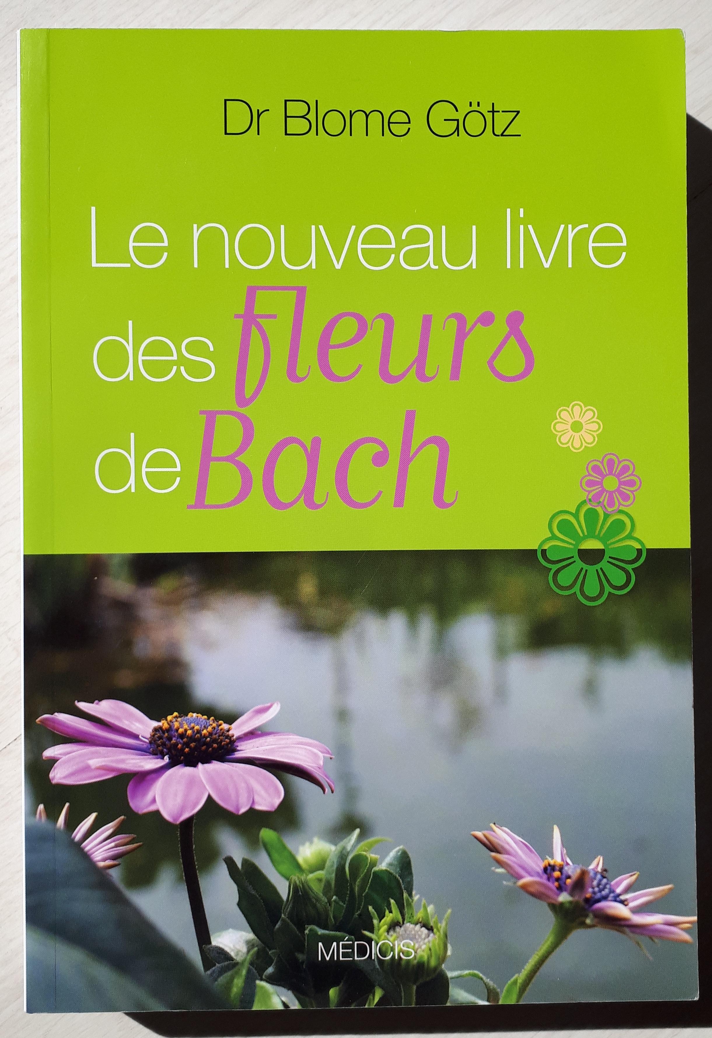 Supernaturo-le nouveau livre des fleurs de Bach