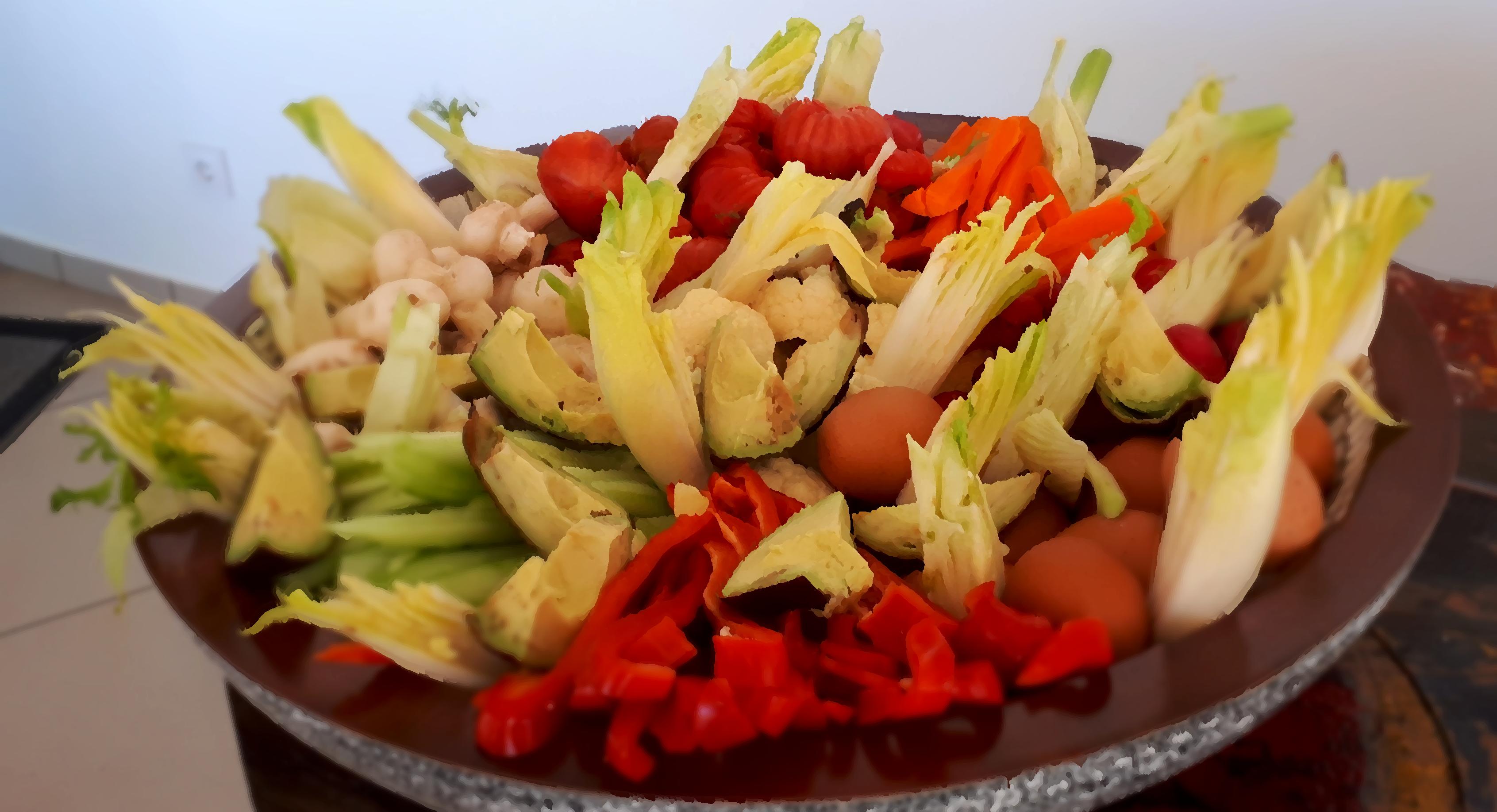 Supernaturo-légumes