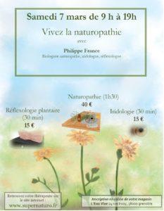 Vivez la naturopathie à l'Eau Vive de Grenoble