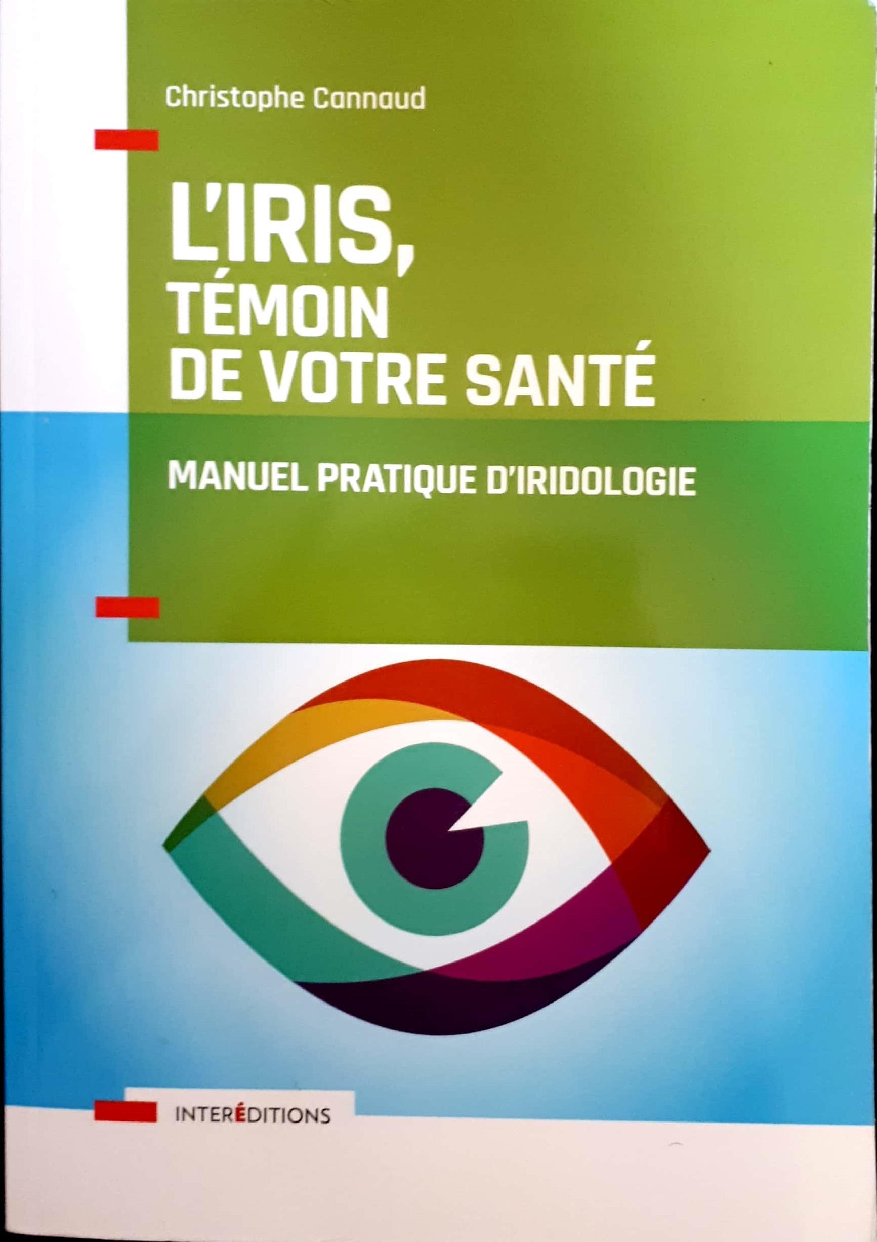 Read more about the article Livre l'Iris, témoin de votre santé